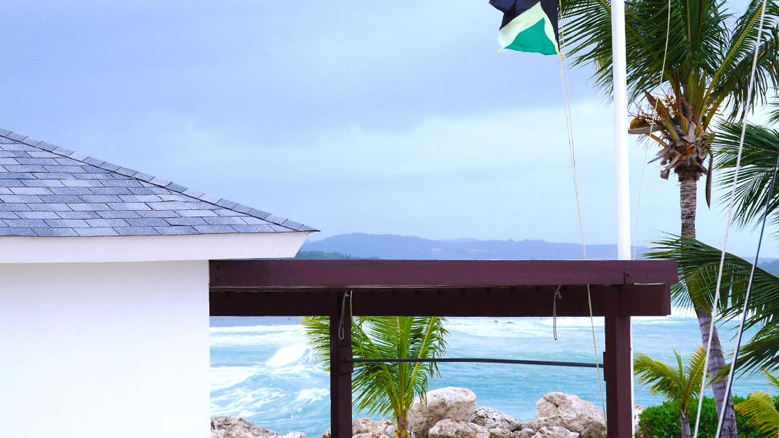 Teammitglied Björn erlebt Corona-Chaos in Jamaika
