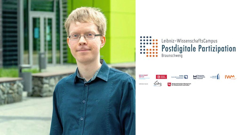 """Neues Forschungsprojekt am LWC """"Postdigitale Partizipation"""" für Per Ole Uphaus"""
