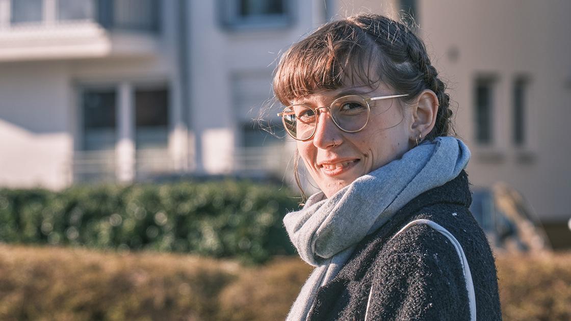 Medienkompetenz bedeutet Teilhabe – Autorin: Karoline Steinbock